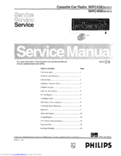 Philips 90RC438 Service Manual