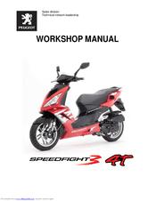 peugeot speedfight 3 rs manuals rh manualslib com Peugeot Speedfight 1 Peugeot Speedfight 1