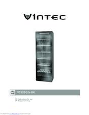 vintec v190sg2e bk manuals rh manualslib com Wine Cellar Refrigeration Vintec Srbija