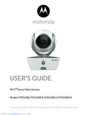 Motorola FOCUS85-B User Manual