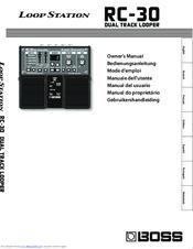 boss rc 30 manuals rh manualslib com boss rc 300 manual boss rc-30 manual download