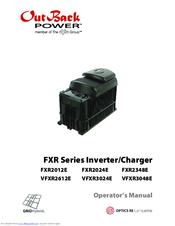 OutBack Power FXR2012E Inverter/Charger Mac