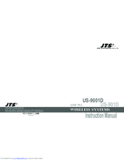 JTS US-901D Instruction Manual