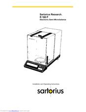 Sartorius mis2 manuals.