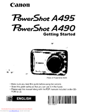 canon powershot a490 manuals rh manualslib com canon a480 manual pdf canon powershot a490 manual pdf