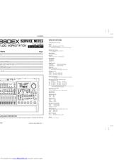 roland vs 1680 service manual