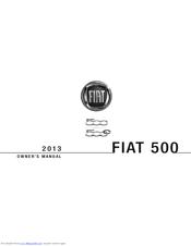 fiat 2013 500 abarth manuals rh manualslib com fiat 500 user manual 2015 fiat 500 user manual 2011