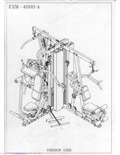 body solid exm 4000 4 manuals rh manualslib com bodysolid g9s manual body solid g3s manual