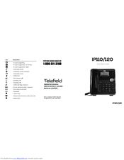 RCA IP110 Quick Start Manual