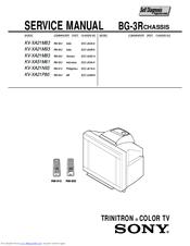 sony kv xa21n93 manuals rh manualslib com Sony Products Sony Operating Manuals