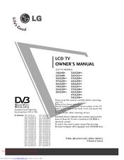 lg 42lg30 series manuals rh manualslib com Plasma LG 42LG30 LG Smart TV