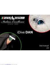 DIVE SYSTEM IDIVE DAN USER MANUAL Pdf Download