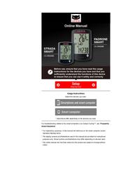 cateye padrone smart cc pa500b manuals rh manualslib com Cat Eye Micro Wireless Manual Cat Eye Drawing
