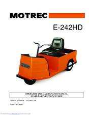 motrec e 242hd manuals Motrec E 276 manuals and user guides for motrec e 242hd we have 1 motrec e 242hd manual available for free pdf download operator and maintenance manual