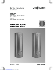 viessmann vitocell 300 v manuals. Black Bedroom Furniture Sets. Home Design Ideas