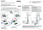 sony dvd player setup instructions