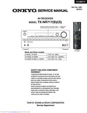 onkyo tx nr717 manuals rh manualslib com onkyo tx nr709 user manual onkyo tx nr709 user manual