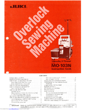 juki mo 103n manuals rh manualslib com