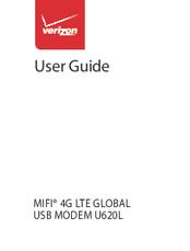 Verizon MiFi U620L Manuals
