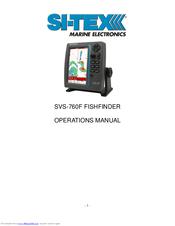 si tex svs 760c manuals rh manualslib com User Manual PDF User Manual Template