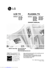lg neo plasma instruction manual