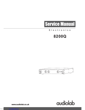 audiolab 8200q service manual pdf download rh manualslib com Service ManualsOnline audiolab 8000 ppa service manual