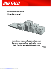 BUFFALO TERASTATION 5000 USER MANUAL Pdf Download