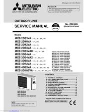 mitsubishi mxz 8b48na wiring diagram 2001 mitsubishi galant stereo wiring diagram mitsubishi electric mxz-4d83va manuals