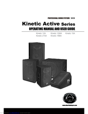 wharfedale pro kinetic 15a manuals rh manualslib com User Guide Template Word Manual Guide