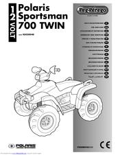 Peg Perego Polaris Sportsman 700 Twin Manuals Manualslib
