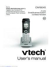 Vtech Cm18045 Manuals