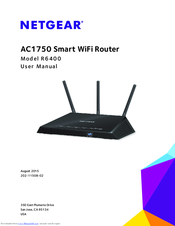 Netgear R6400 Manuals