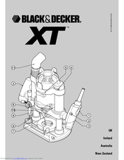 Black & Decker XTW1500E Original Instructions Manual