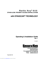 secura key radio key 600 manuals Wiring Diagram Symbols  Control Wiring Diagrams we have 2 secura key radio key 600 manuals available for free pdf download operating & installation manual