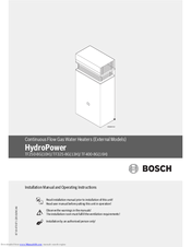 Bosch hydropower 16h manual