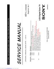 sony kdl40ex500 manual