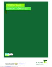 hypercom optimum t42 series manuals rh manualslib com iPad Manual User Guide Icon