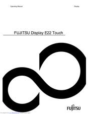 fujitsu lifebook e series manual