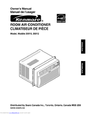 Kenmore 35912 Owner's Manual