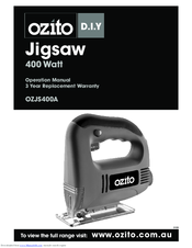 Ozito ozjs400a operation manual pdf download greentooth Gallery