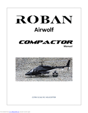 ROBAN AIRWOLF COMPACTOR MANUAL Pdf Download