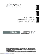 Seiki se32hy27 Manuals