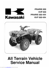 kawasaki prairie 650 service manual pdf download rh manualslib com Kawasaki Prairie 650 Parts Kawasaki Prairie 650 Belt Light