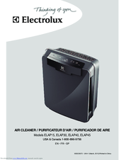 Electrolux ELAP15 Owner's Manual