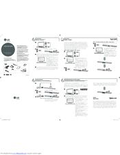 Lg Nb4540 Manuals