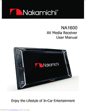 nakamichi na1600 manuals rh manualslib com Pinterest User Manual Guide Instruction Guide