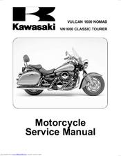 kawasaki vulcan 1600 nomad service manual pdf download rh manualslib com kawasaki vulcan 1600 classic service manual kawasaki vulcan 1600 classic service manual