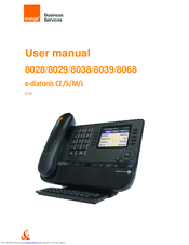 alcatel lucent 8028 user manual pdf download rh manualslib com manual for alcatel one touch phone alcatel manuals for free