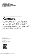 Kenmore 665.13472N410 Use & Care Manual