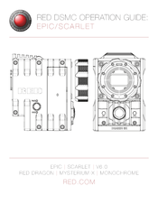 red scarlet dragon manuals rh manualslib com red scarlet w user manual manuel red epic